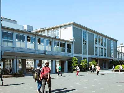 慶應義塾大学日吉キャンパス