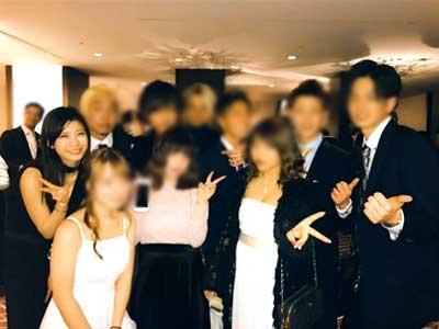 小倉優香 高校 卒業式 パーティー