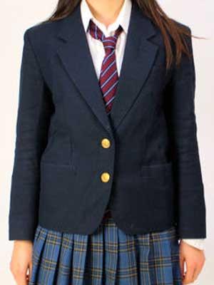 深沢高校制服参考画像