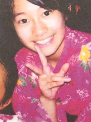 桜井玲香 小学生時代