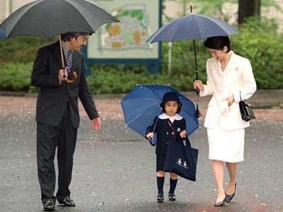 佳子さま 幼稚園時代