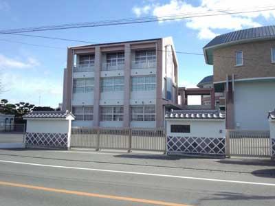 三橋町立藤吉小学校