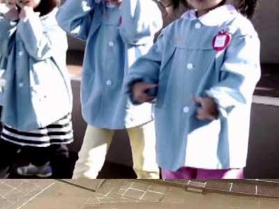 石岡幼稚園 スモッグ参考画像