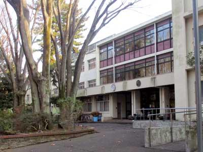 東京学芸大学付属小金井中学校