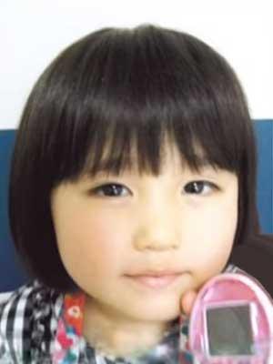 完熟フレッシュ- 池田レイラ 小学生時代 8歳