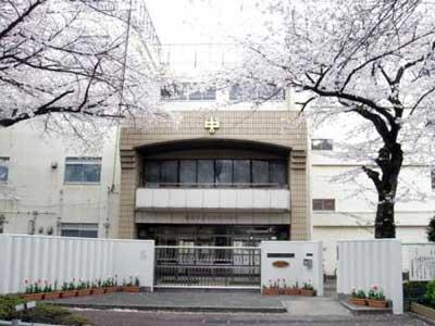 世田谷区立駒留中学校
