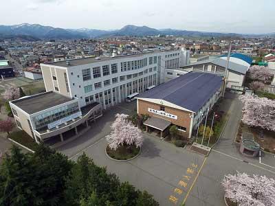 青森県立弘前実業高等学校