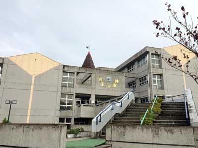 三郷市立瑞穂中学校