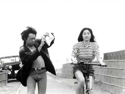 1989年映画『CFガール』