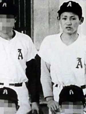 菅義偉 中学時代