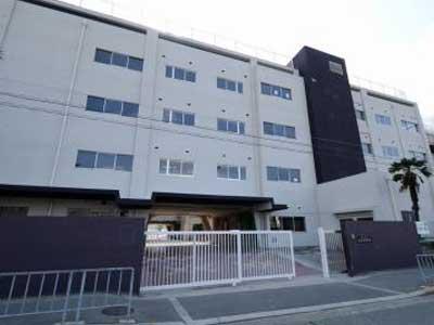 池田市立北豊島中学校