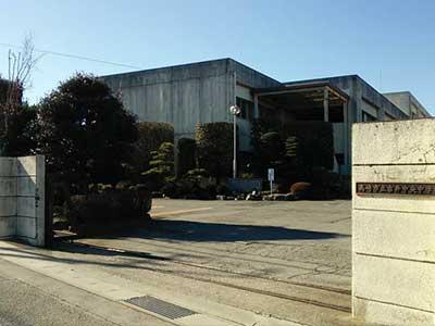 高崎市立吉井中央中学校