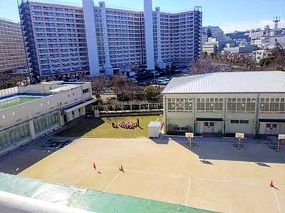江東区立第四砂町小学校