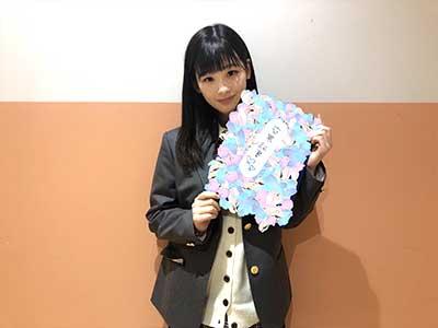 浅井七海 卒業式 高校