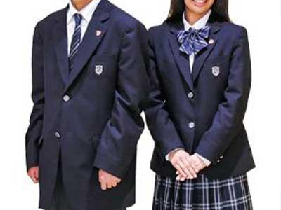 日出中学校制服参考画像