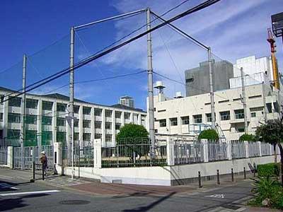 大阪市立夕陽ヶ丘中学校
