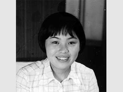 上沼恵美子 中学時代