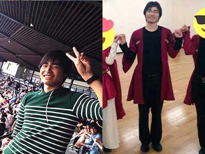 高田ふーみん 大学1年生
