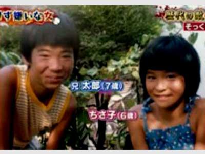 高嶋ちさ子 小学生時代