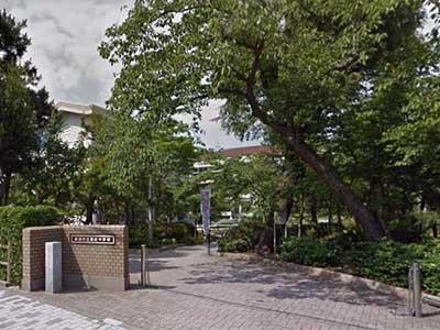 新潟市立寄生中学校