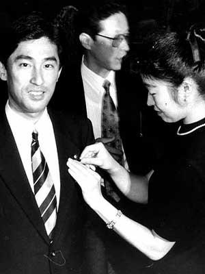 岸田文雄 1993年