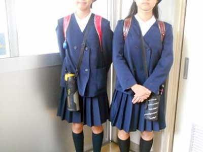 小名浜東小学校制服参考画像