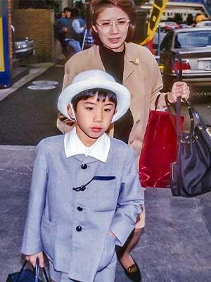Taka 小学生時代