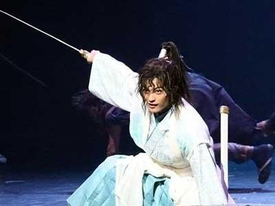 神尾楓珠 舞台 里見八犬伝