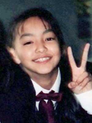安室奈美恵 中学生時代