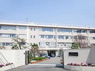 川崎市立宮前平中学校