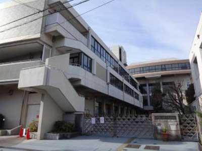 京都市立西陣中央小学校