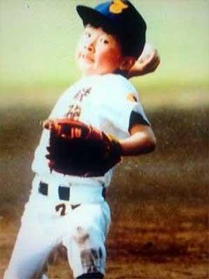 若林正恭 小学生時代 野球