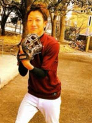 瑛人 中学時代 野球部長