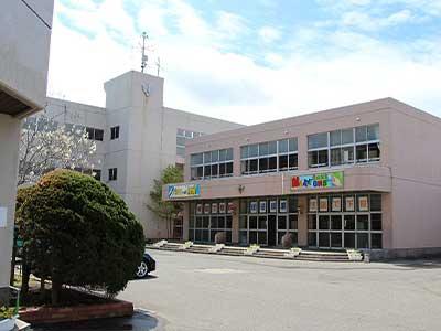 秋田市立御野場中学校