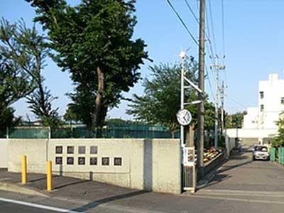 綾瀬市立北の台小学校