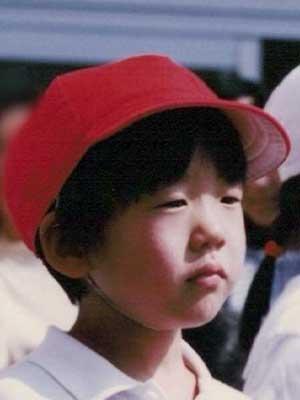 花江夏樹 小学生時代
