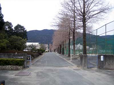 愛知県立新城東高等学校