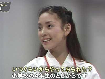 黒木瞳 テレビ ヒストリー