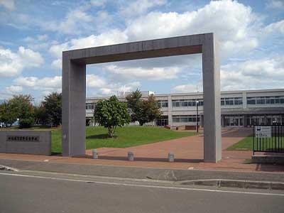 北海道富良野高等学校