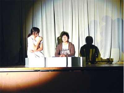 上田麗奈 中学時代