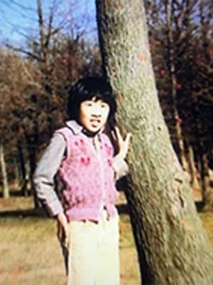 渡辺江里子 小学生時代
