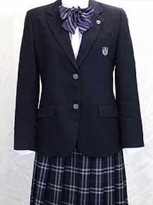 日出高校制服参考画像