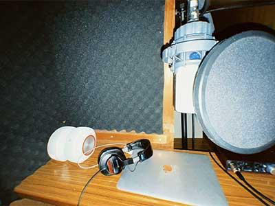 Ado 録音室