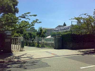 兵庫県立西宮高等学校