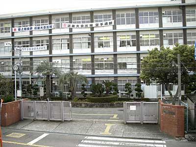 阪府立吹田東高等学校