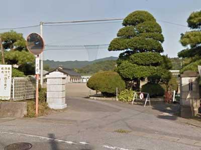 益子町立田野中学校