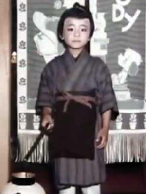 片岡愛之助 小学生時代