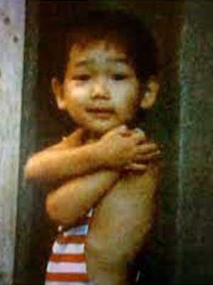 綾野剛 幼少期