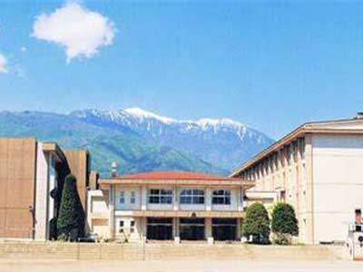 伊那市立東部中学校
