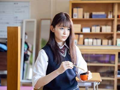 久間田琳加 お茶を濁す